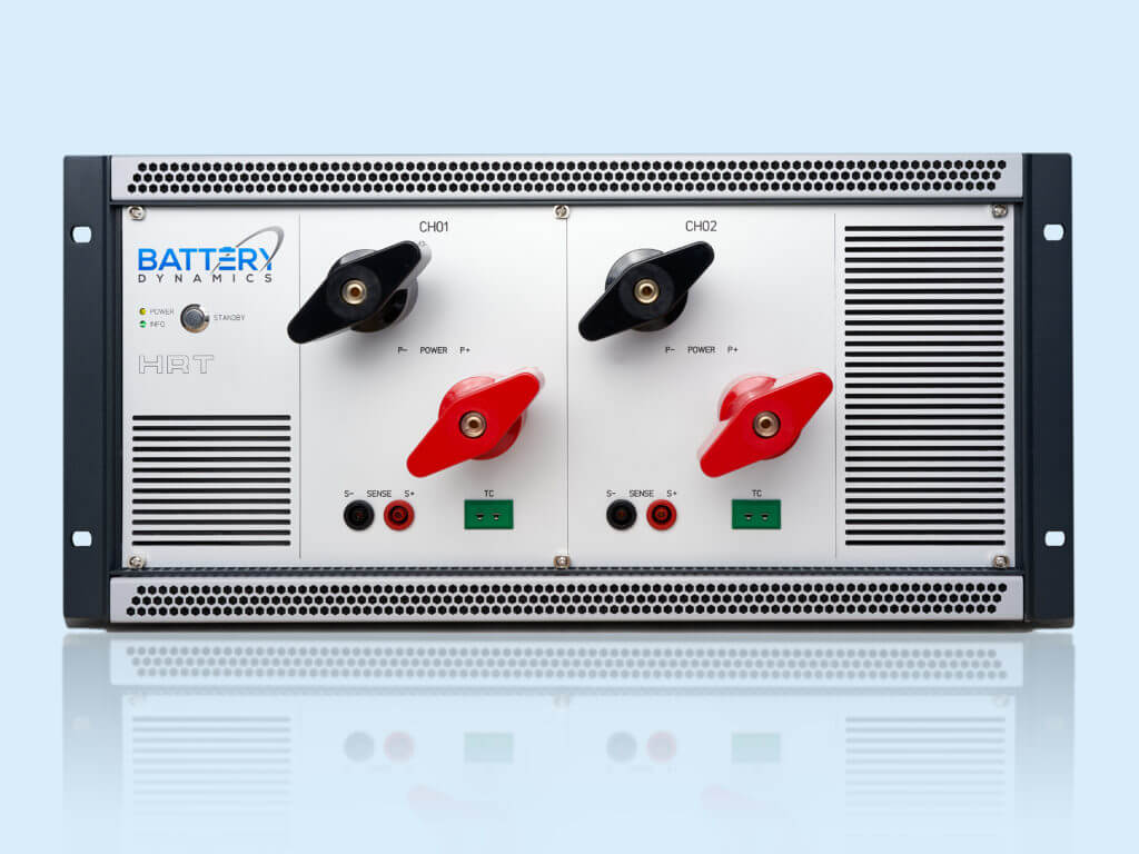 High Resolution Battery Tester - Serie L
