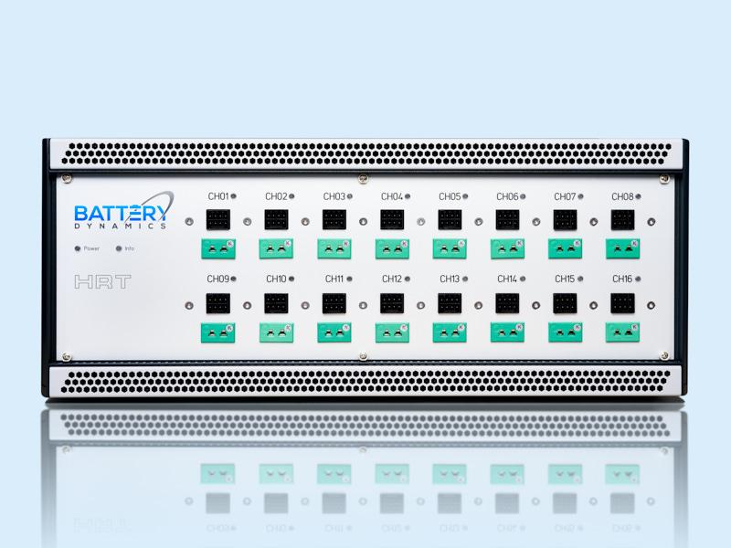 High Resolution Battery Tester - Serie S