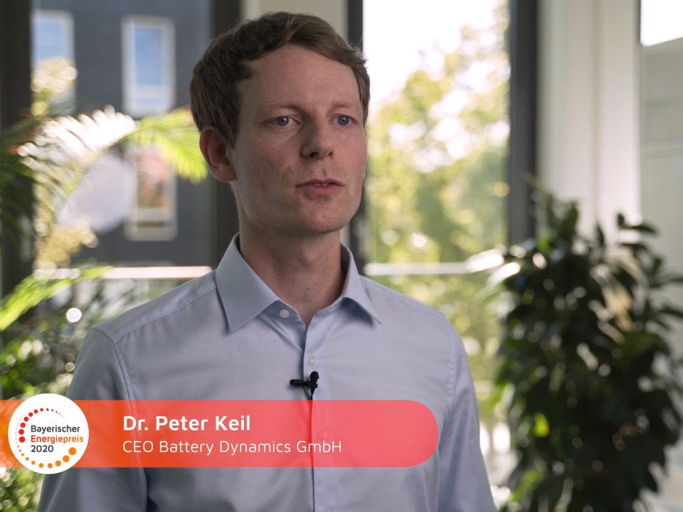 Peter Keil - Bayerischer Energiepreis 2020